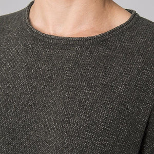 Men's Round Neck Sweater - Ommicron Swiss