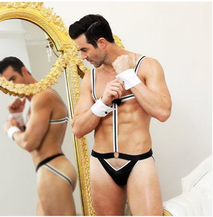 Men's sexy underwear thong - Ommicron Swiss