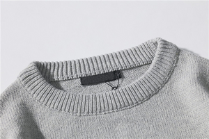 Men's Sweater Round Neck - Ommicron Swiss