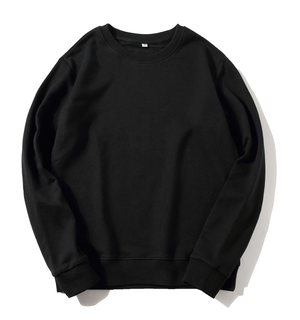 Long-Sleeved Men's Japanese Casual Pullover - Ommicron Swiss