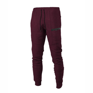Mens Fitness Leisure Cotton Running Sweat Pants - Ommicron Swiss