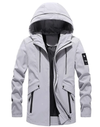 Men's Fashion Zipper Jacket - Ommicron Swiss