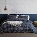 Bedding Set Pillowcase & Duvet Cover Sets -Cotton - Ommicron Swiss