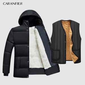 Hot Fashion Hooded Winter Coat- Parka Warm -15 degrees