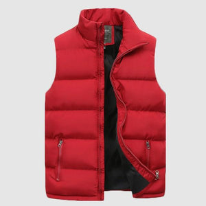 Mens New Winter Vest - Thermal Sleeveless Jackets