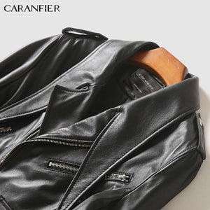 Real Leather Jacket - Sheep Genuine Leather