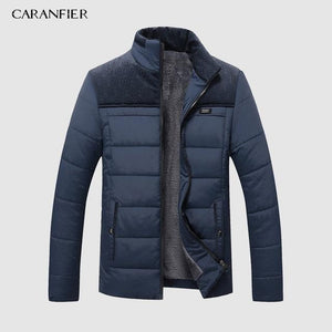 Thick Coats Winter Jackets - Padded Casual Hooded Thermal Parka