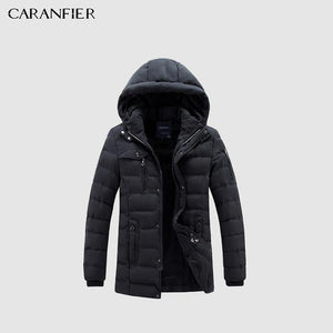 Men's Hooded Parkas