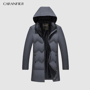 Fur Hooded Thicken Jacket - Ommicron Swiss