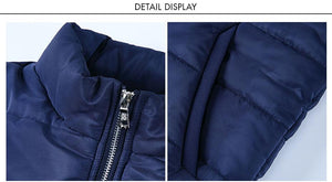 Parka - England Style Breathable Warm Male Jacket
