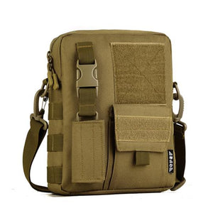 Men's Bag Army Multi-function Camouflage Handbag