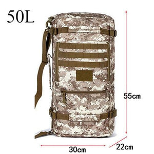 Lucky Hot Military Backpack
