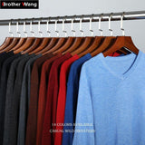 14Color 2018 Autumn Winter New Knitted Pullover