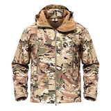 OmmicronSwiss Army Camouflage Tactical Jacket