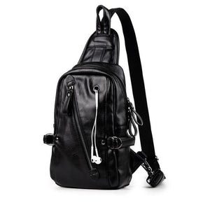 Male Chest Bag Fashion Leisure Waterproof