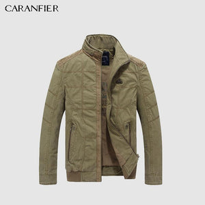 High Quality Casual Jacket- Parka
