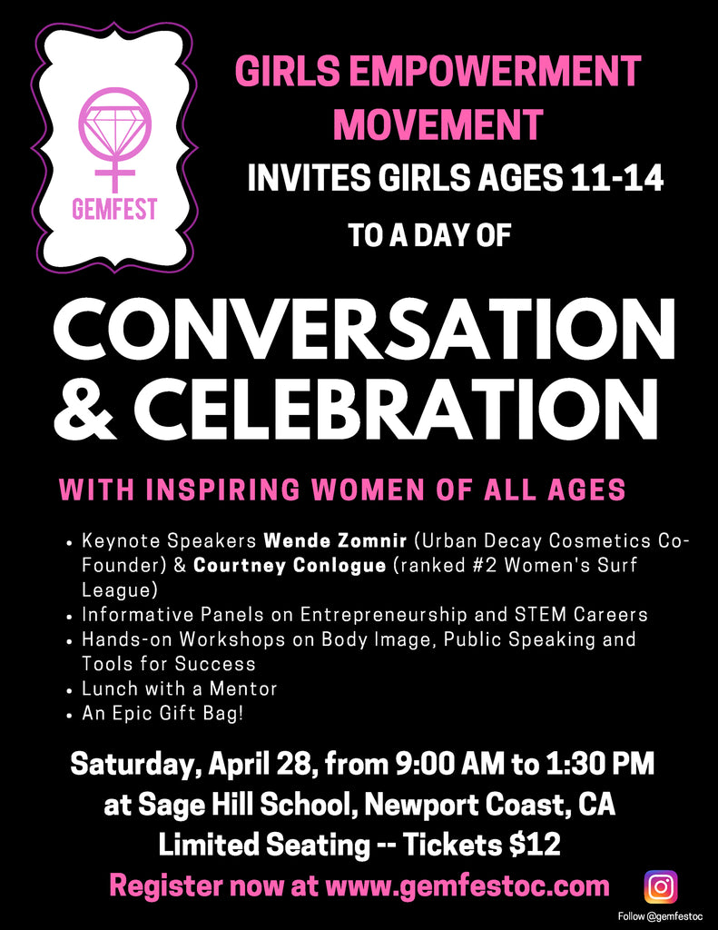 GEMfest - Girls Empowerment Movement