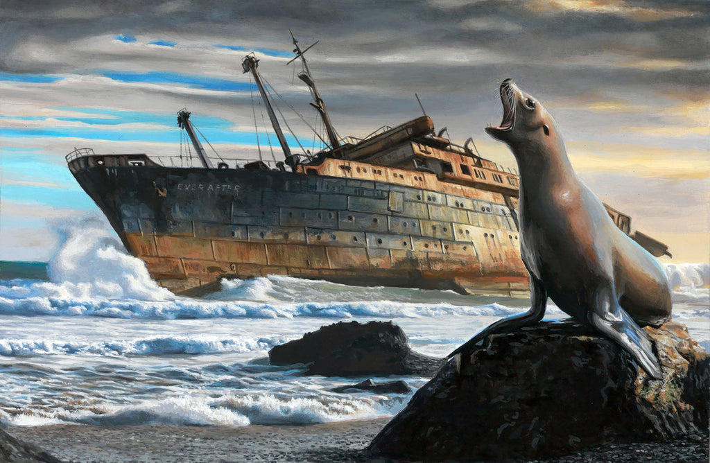 Josh Keyes - Ever After