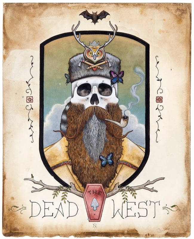 Derek Nobbs - The Dead West