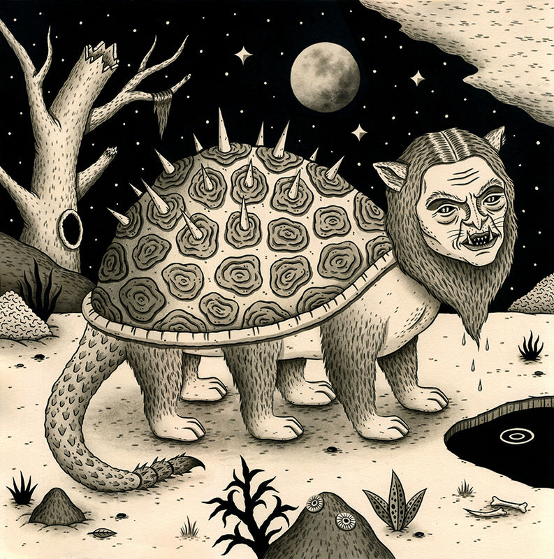 Jon MacNair - The Tarasque