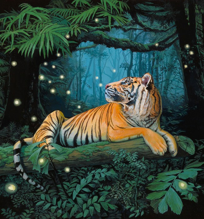Lisa Ericson - In the Forest of the Night