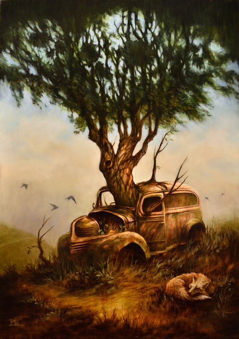Brin Levinson - The Sleeping Tree