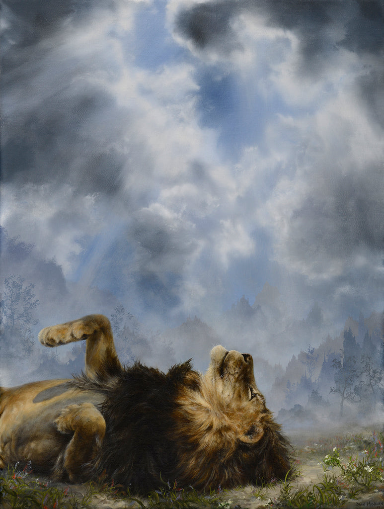 "Brian Mashburn ""Long Live the King"""