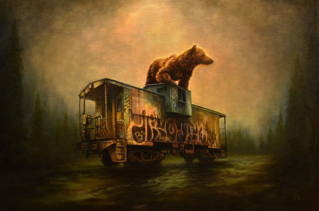Brin Levinson - Northline Revival Limited Edition Print