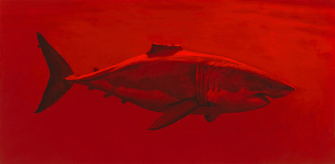 Josh Keyes - Red Sea