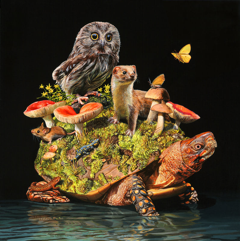 Lisa Ericson - After the Flood