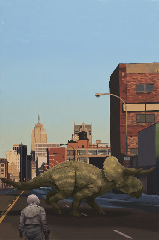 Scott Listfield - Crossing