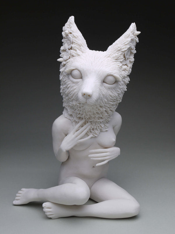 Crystal Morey - New Symbiosis: San Joaquin Kit Fox