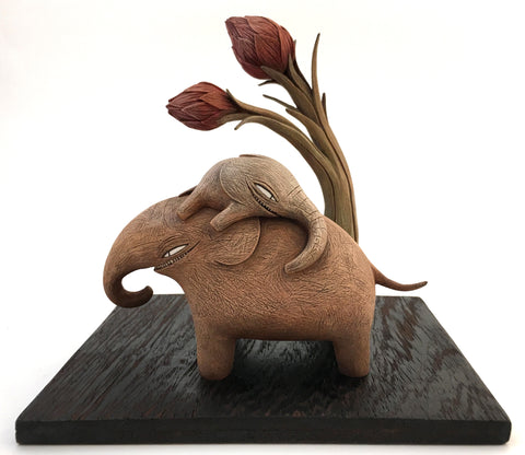 Kim Slate - The Pale Elephant