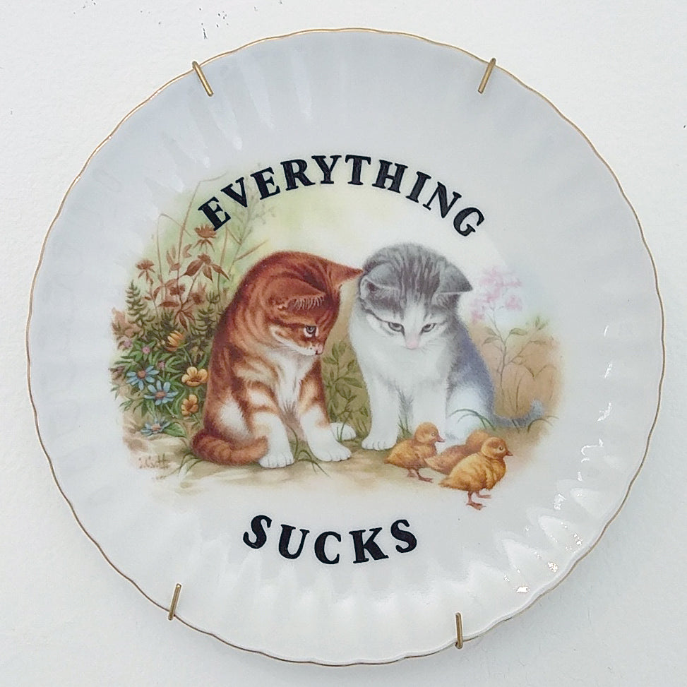 "Marie-Claude Marquis - ""Everything Sucks"""