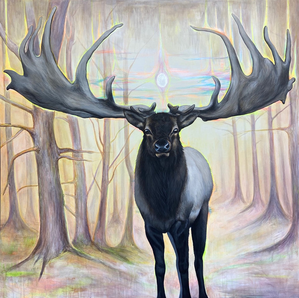 Louise McNaught - Cernunnos