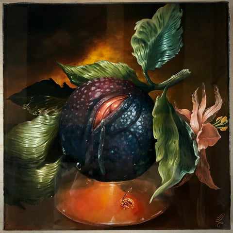 David Lee Pereira - The Passion Fruit