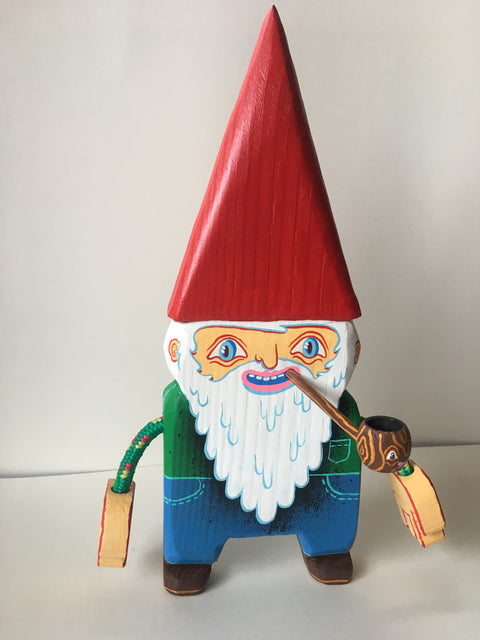 Tripper Dungan - Gnome Sculpture