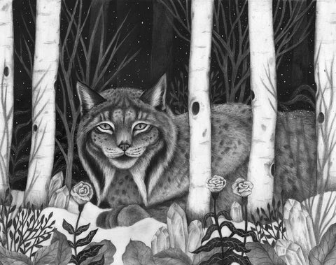 Jennifer Parks - Wild Cat