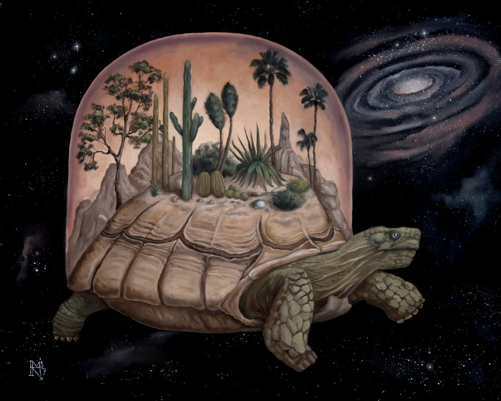 Mark Rogers - Tortoise of the Empyrean