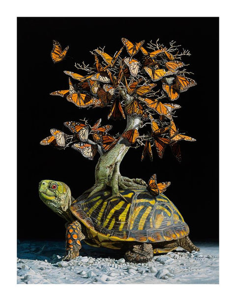 Limited Edition Print - Migration by Lisa Ericson