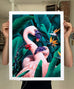 David Rice - Wild Orchids Limited Edition Print