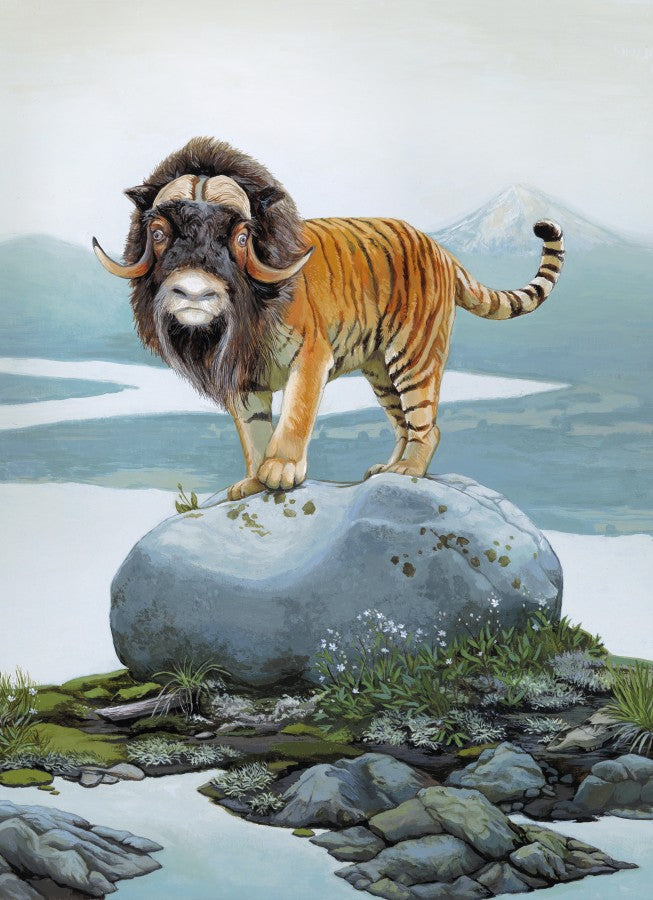 Lisa Ericson - Sentry Limited Edition Print