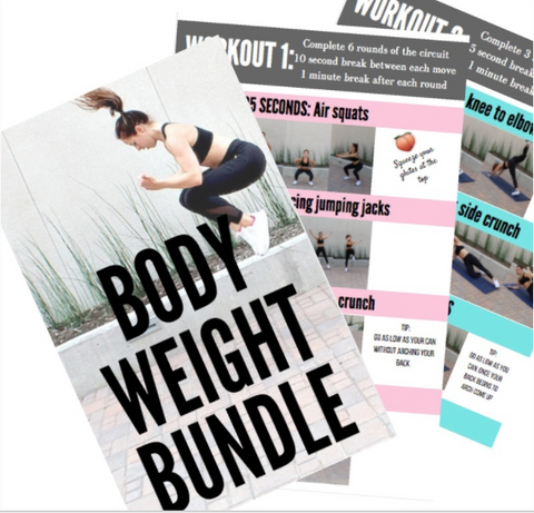 The Bodyweight Bundle