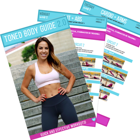 The Toned Body Guide 2.0