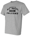 St Paul Lutheran - Youth DryBlend 50/50 T-Shirt