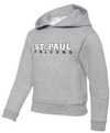 St Paul Lutheran - NuBlend Youth Hooded Sweatshirt
