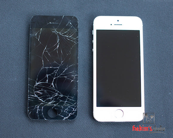 LCD Screen + Digitizer Replacement