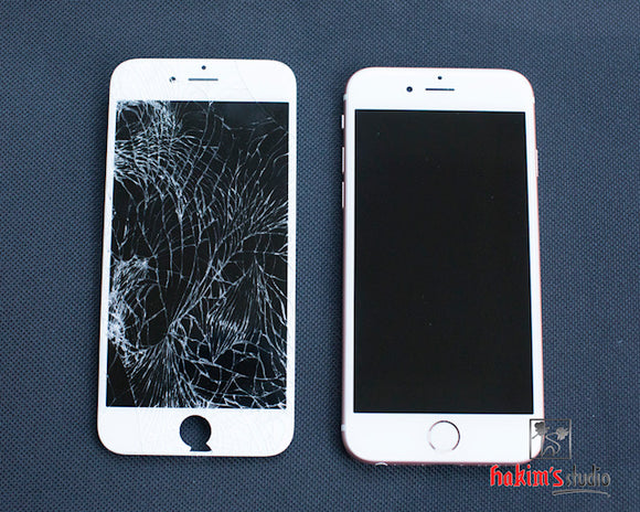 iphone 6 repair service for LCD Screen + Digitizer Replacement