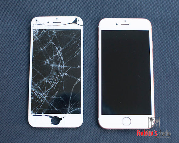 iphone 6 plus repair service for LCD Screen + Digitizer Replacement