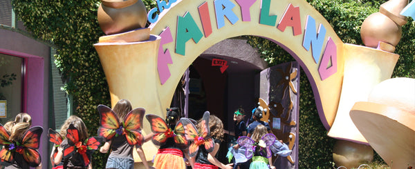 Children's Fairyland Entrance